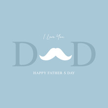 Happy Fathers Day Greeting Car...