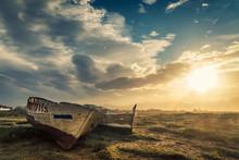Barcas De Pesca Tradicionales ...