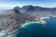 Kapstadt Südafrika Luftaufnahme