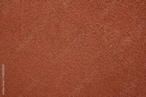 Fototapeta terra cotta stucco wall texture obraz
