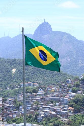 Photo brasil rio de janeiro paisaje