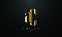 AE ,EA ,A ,E Letters Abstract Logo Monogram