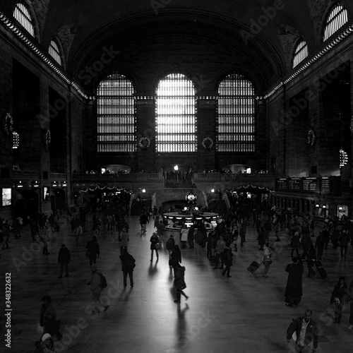 Grand Central Station Wallpaper Mural