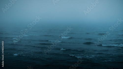 Fotografía Sea fog