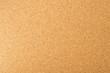 Leinwandbild Motiv Brown Cork Board Background, Noticeboard or Bulletin Board Texture