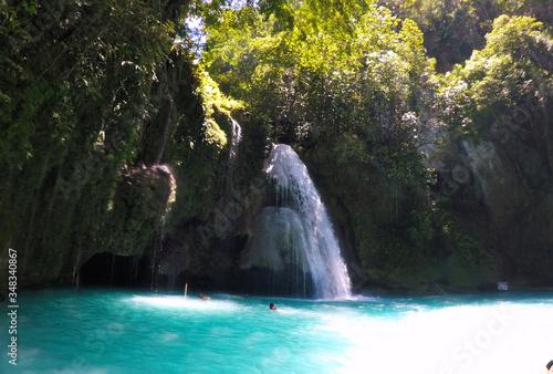 Fotomural Catarata en Filipinas