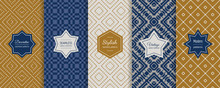 Ethnic Seamless Pattern Collec...