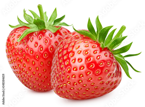 Fotografie, Obraz Strawberry fresh organic fruit