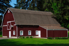 020-05-12 A OLD RED BARN WITH ...
