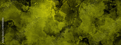 Obraz 黄色 グランジ 壁紙 - fototapety do salonu