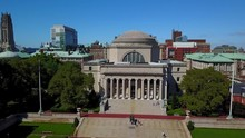 Butler Library At Columbia University