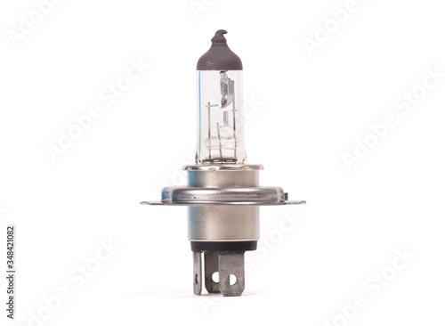Obraz Halogen bulb for a car - fototapety do salonu