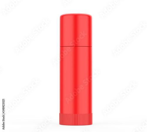 Body antiperspirant deodorant roll-on, cosmetic bottle Canvas Print