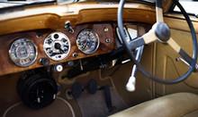 Triumph Dolomite , Vintage Car, Oldtimer.