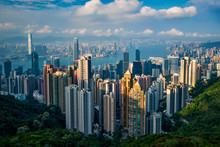 Famous View Of Hong Kong - Hon...