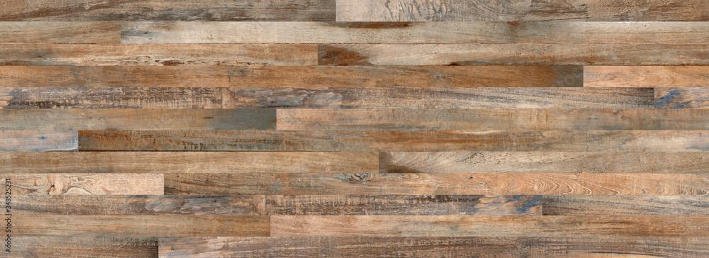 Fototapeta Natura parquet wood texture, antique background, wood wall paneling texture