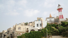 The Old City Of Jaffa Historic...