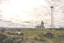 Point Robinson Lighthouse By R...