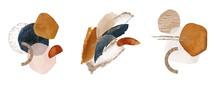 Arrangements. Terracotta, Navy...