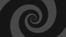 Seamless Animation Of An Spira...