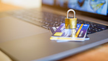 Credit Card Security Concept, ...