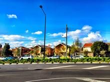 Houses Across Street