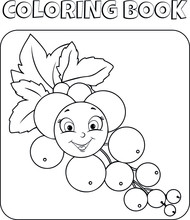 Vegetables And Fruits Coloring...