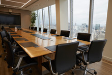 Modern Conference Room Table O...