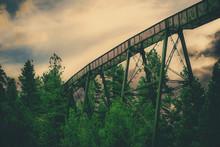 Old Train Tressel