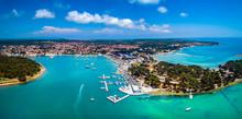 Beautiful Wide Panoramic Aeria...