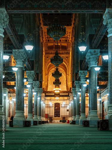 مسجد الأمير عبد القادر Prince Abdul Qadir Mosque Wallpaper Mural
