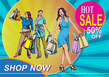 Women Enjoy Shopping,Creative ...