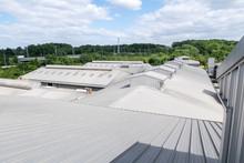 An Aluminum Roof