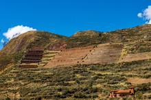 Paisagens No Vale Sacrado - Peru