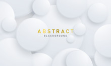 Abstract Circle Pattern And Ba...