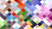 Abstract Colorful Geometrical ...
