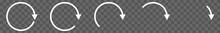 Arrow Icon White | Circle Arro...