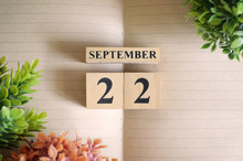September 22, Appointment Date...