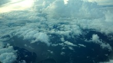 Elevated View Of Clouds