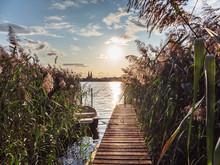 Ruppiner See Lake In Brandenbu...