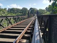Devil Bridge_UP On The Mahawel...