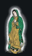 Virgin Mary Our Lady Of Guadal...