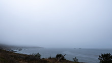 View For Highway 101 On The Fo...
