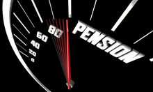 Pension Account Rising Investm...