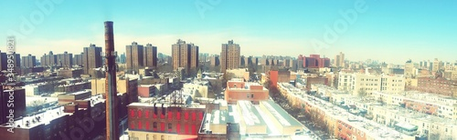 Foto High Angle View Of Cityscape