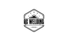 W, Welding, Black, Classic, Vi...