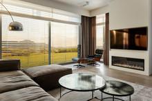 Luxury Designed Living Room