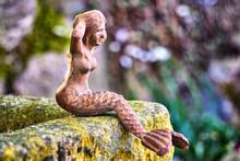 Little Mermaid As A Garden Dec...