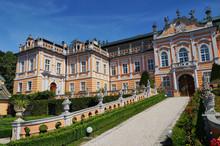 Nové Hrady Chateau In Eastern...
