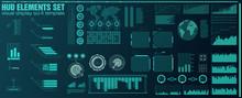 Interface Elements HUD, UI, GU...